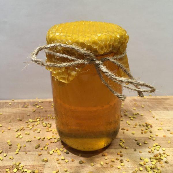 Pot de miel 500g